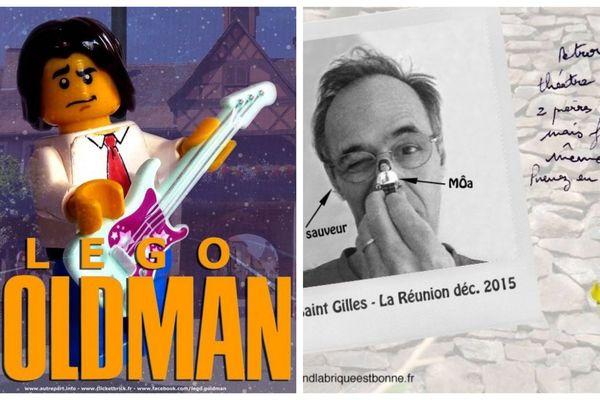 Depuis 2005, Lego Goldman mène sa propre carrière calquée sur celle de son idole.
