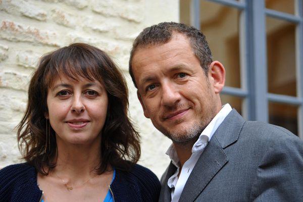 """Les acteurs Nordistes Dany Boon et Valerie Bonneton sont à l'affiche de """"Huit euros de l'heure""""."""