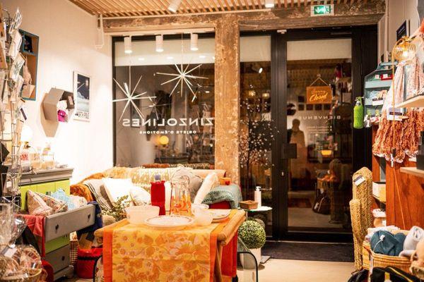 Dans ce magasin de décoration et accessoires de modes à Meudon, pas de soldes !