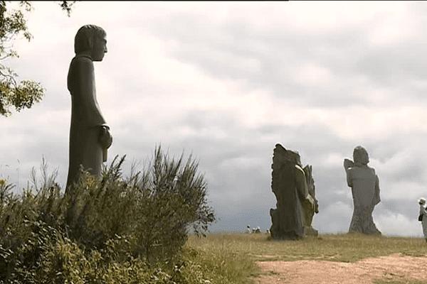 14 nouvelles statues sont inaugurées en ce mois d'août 2017