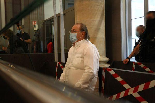 08/06/21 Procès de Jacques Rançon au palais de justice d'Amiens pour le meurtre de Isabelle Mesnage commis à Cachy en 1986