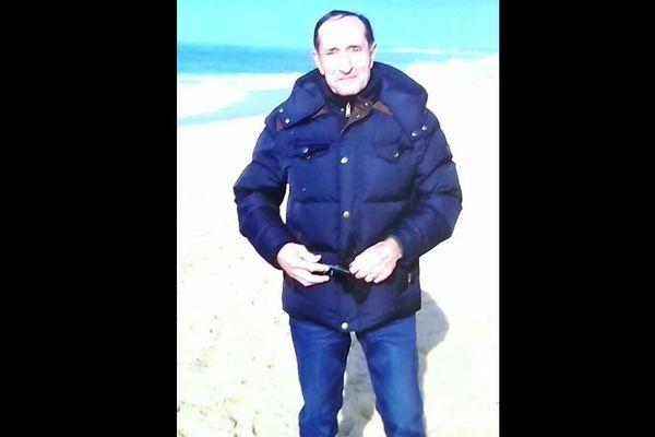 Gérard F mesure 1m70 pour 58 kilos, et portait un jogging et des baskets blanches lors de sa disparition.
