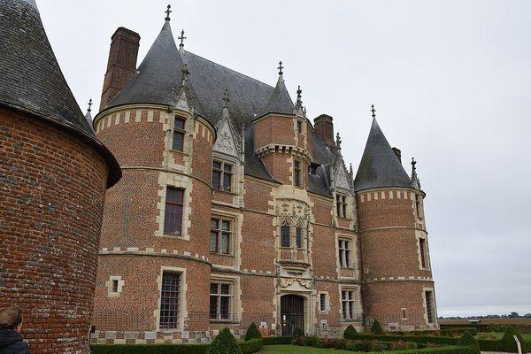 En Seine-Maritime, non loin de Rouen, le château de Martainville, qui abrite le Musée des Traditions et Arts Normands, passera ce DIMANCHE sous les nuages.