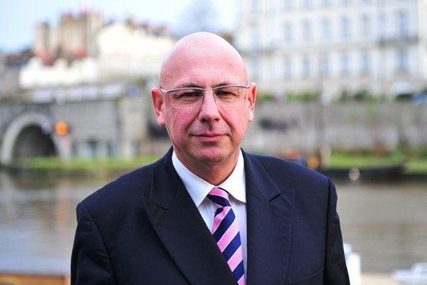 Christain Bouchet est candidat FN à la mairie de Nantes en 2014