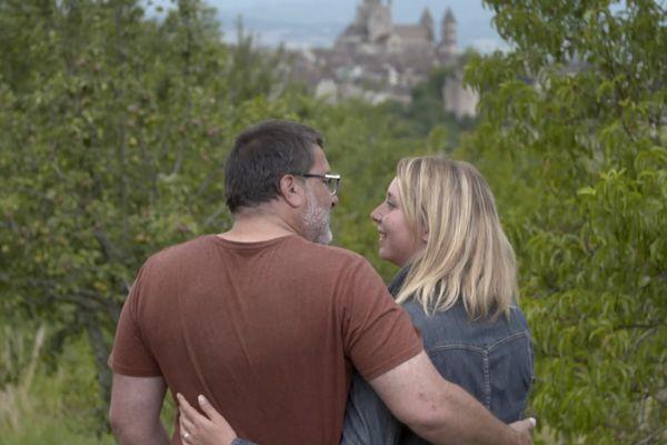 Thierry, 48 ans est marié à Eloïse 24 ans