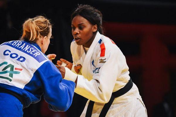 Madeleine Malonga a brillé au Paris Judo Grand Slam 2020.