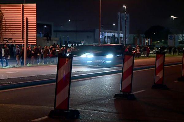 Image d'illustration d'un rodéo urbain organisé la nuit, au sud de Toulouse.