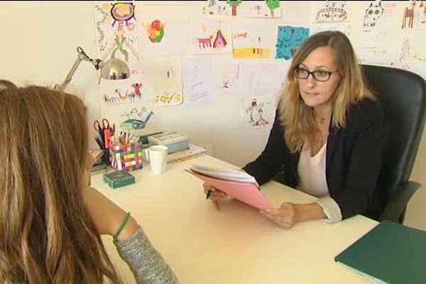 Au CPA d'Aix-en-Provence une séance de neuropsychologie