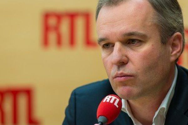 François de Rugy invité de RTL ce matin