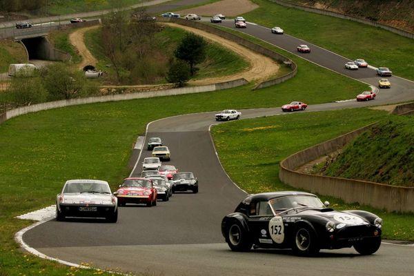 """Le circuit de Charade, sur les hauteurs de Clermont-Ferrand, sera le premier circuit au monde à passer au """"vert""""."""