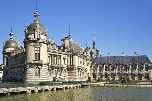 Pour cause d'épidémie de coronavirus, le Château de Chantilly est fermé pour une durée indéterminée