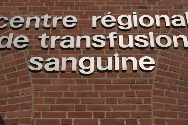 Le centre régional de transfusion sanguine se situe à l'hôpital Maison Blanche à Reims.