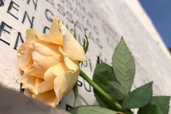 Izieu: un témoignage inédit pour une commémoration online ce dernier dimanche d'avril 2020, journée d'hommage aux victimes de la déportation.