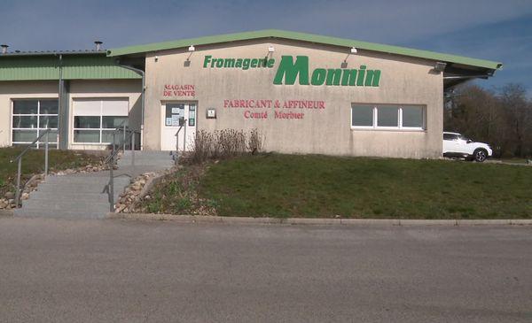 La fromagerie Monnin compte modifier ses installations pour mieux traiter ces déversements