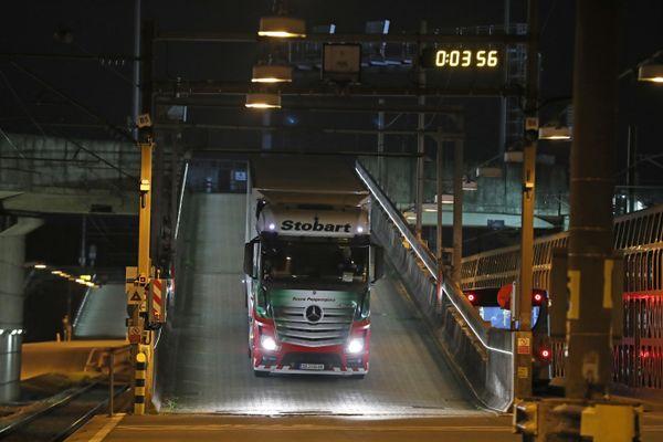 Ce lundi 4 janvier, le trafic transmanche a redémarré tranquillement après les fêtes et le Brexit.