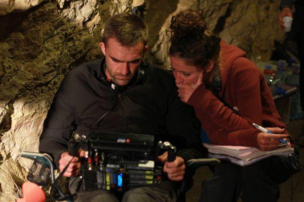 Benjamin Diouris, le producteur de Merrick lors des tournages en Corrèze.