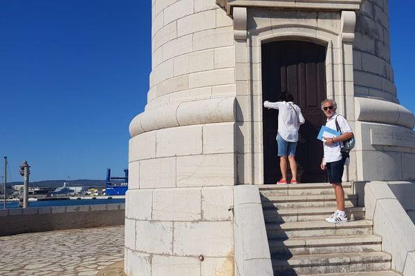 Le phare Saint-Louis est ouvert au public
