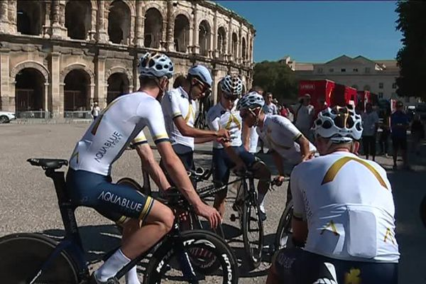 C'est un secret de polichinelle mais Nîmesdevrait bien accueillir pendant trois jours le Tour de France l'année prochaine. Le tracé sera dévoilé officiellement ce jeudi. Mais les hôteliers confirment déjà qu'ils vont bien en profiter.