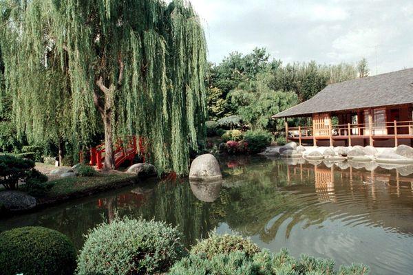 Toulouse, ce n'est pas que des universités, des grandes écoles et un gros bassin d'emplois : c'est aussi des espaces verts et un cadre de vie (ici le fameux jardin japonais).