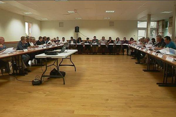 Le conseil de la communauté de communes de Creuse Grand Sud réunit mercredi 26 septembre.