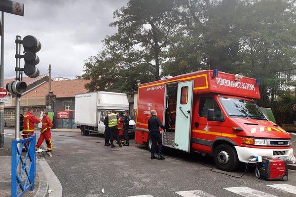 Le drame s'est produit à Noisy-le-Sec dans un quartier pavillonnaire près de la gare RER