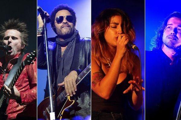 Muse, Lenny Kravitz, Lilly Wood & The Prick et Julien Doré sont plus que pressentis sur l'édition 2015 du Main Square.