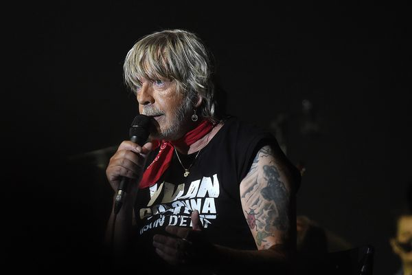 Le chanteur Renaud sera en concert aux Nuits de la Guitare à Patrimonio le 25 juillet