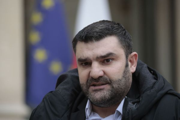 Jérémy Decerle, éleveur de Saône-et-Loire, a été élu député européen sur la liste de La République En Marche en mai 2019