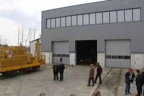 Mecateamcluster, lors de la présentation du projet en Mars 2011 (archives)