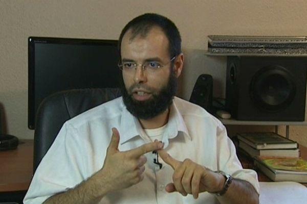 Abdelfattah Rahhaoui interviewé sur le projet d'ouverture d'une école musulmane en octobre 2012