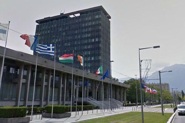 La mairie de Grenoble