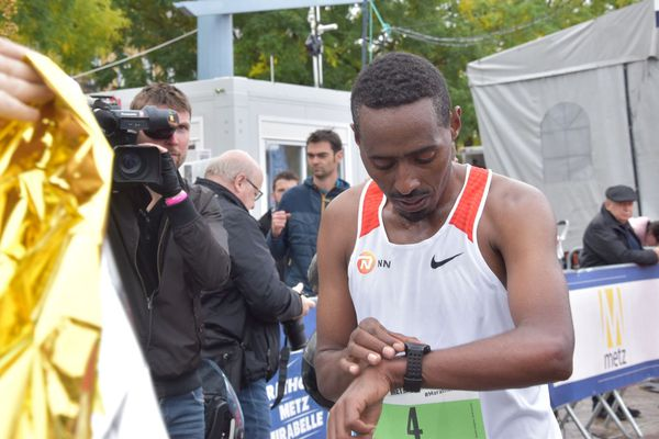 Abraham Girma remporte le marathon de Metz