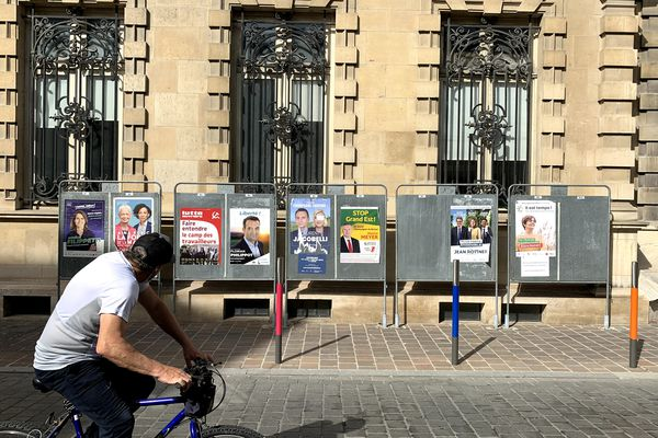 Neuf listes sont présentes aux élections régionales dans le Grand Est en juin 2021.