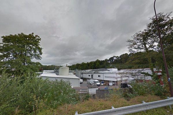 La Compagnie des fromages cesse son activité à Coutances. L'usine est à vendre.