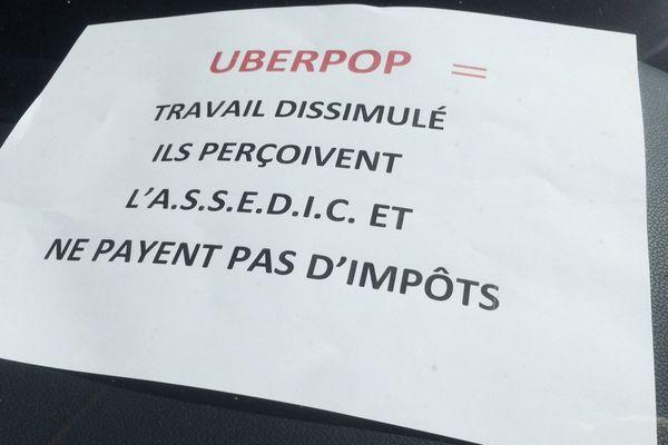 Les taxis nantais, mécontents, vont bloquer Nantes