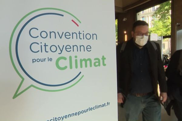 Convention - 150 citoyens tirés au sort font des propositions pour lutter contre le réchauffement climatique - Archives