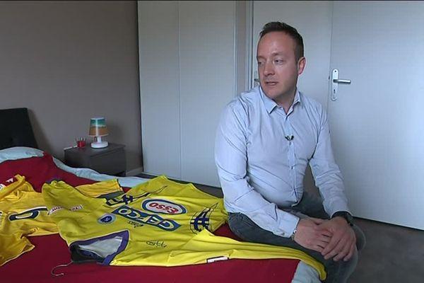 Rémi Rabillon veut récolter 5 millions d'euros au moins pour racheter le FC Sochaux.