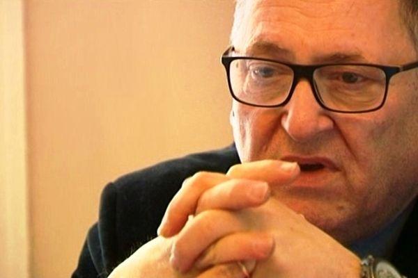 Maître Michel Worms avocat de l'un des trois médecins mis en examen