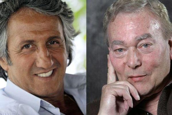 Richard Anconina, ici en 2012, est l'un des invités d'honneur du festival et le réalisateur Yves Boisset, président du jury.
