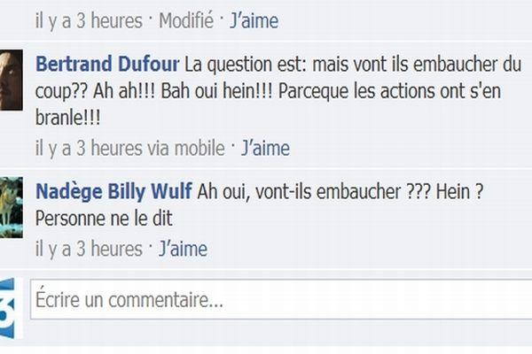 Plusieurs abonnés du compte Facebook de France 3 Bourgogne ont commenté le tweet d'Oprah Winfrey