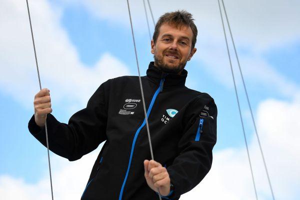 Le navigateur Stéphane Le Diraison