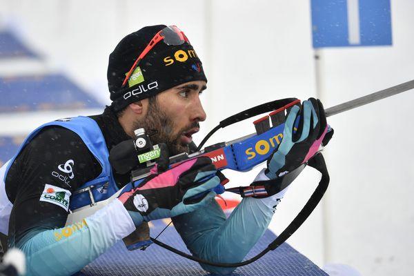 Martin Fourcade a vécu un calvaire mercredi en terminant 39e de l'Individuel des Mondiaux de biathlon remporté à Ostersund (Suède) par l'Allemand Arnd Peiffer.