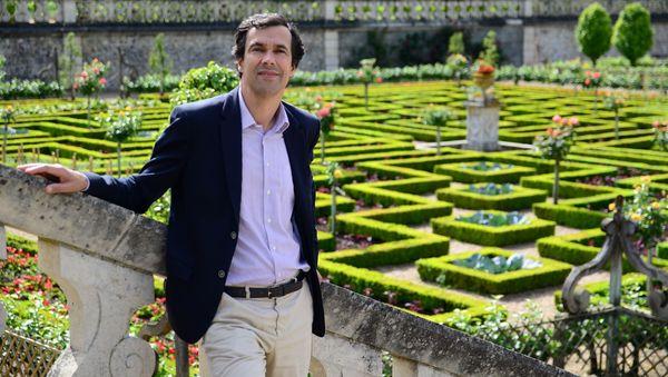 Henri Carvalho, propriétaire du château de Villandry, inquiet pour l'économie touristique