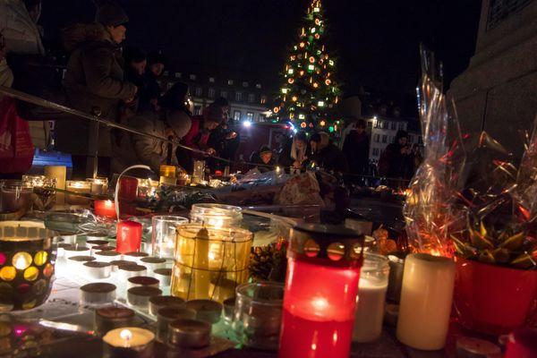 Le 11 décembre 2018, l'attentat sur le marché de Noël de Strasbourg faisait cinq morts et dix blessés.