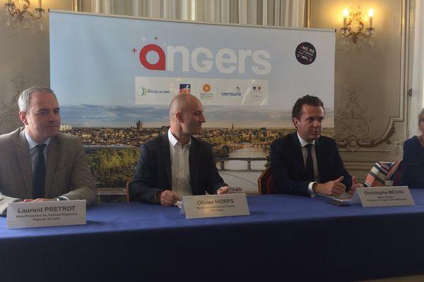 Angers accueillera le nouveau centre de télésurveillance de l'entreprise Verisure, spécialiste des alarmes connectées, à partir de janvier 2019.