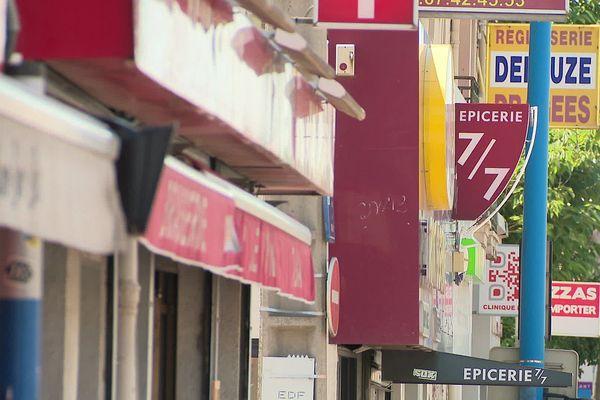 On compte quelques 140 épiceries ouvertes 24h/24 à Montpellier.