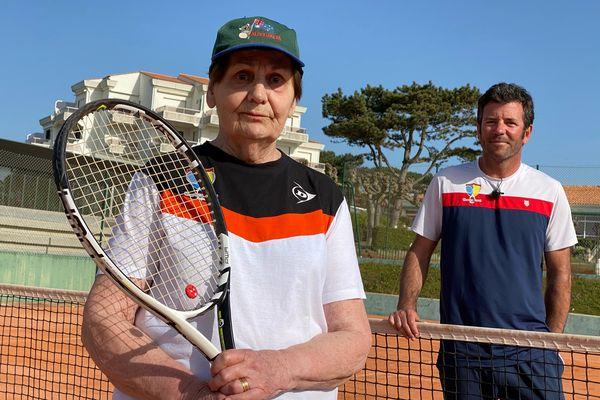 Monique Giffard (91 ans)