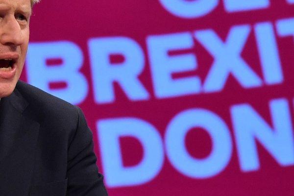 Boris Johnson et le Royaume-Uni doivent quitter l'Union Européenne dans quelques jours.