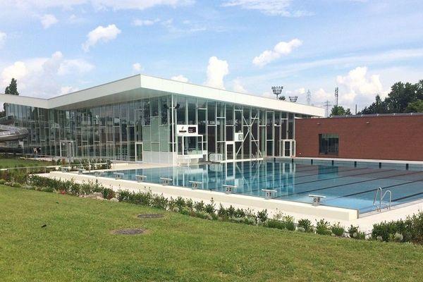La piscine de Hautepierre à Strasbourg a nécessité trois ans de travaux.