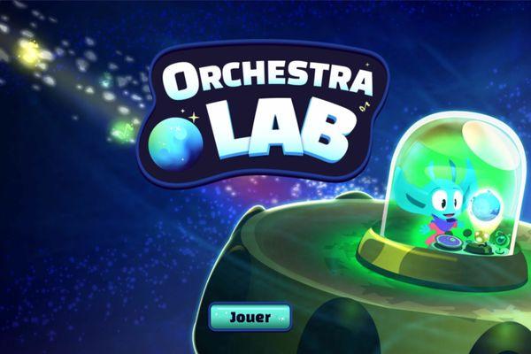 La plateforme Orchestralab pour sensibiliser les enfants à la musique et à l'univers de l'orchestre.